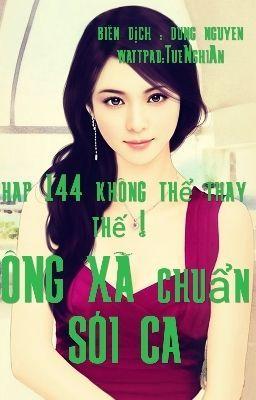 Sau đó, chuyện hôn nhân của cô và Bạch Văn Bình cũng là do một tay ba cô định đoạt