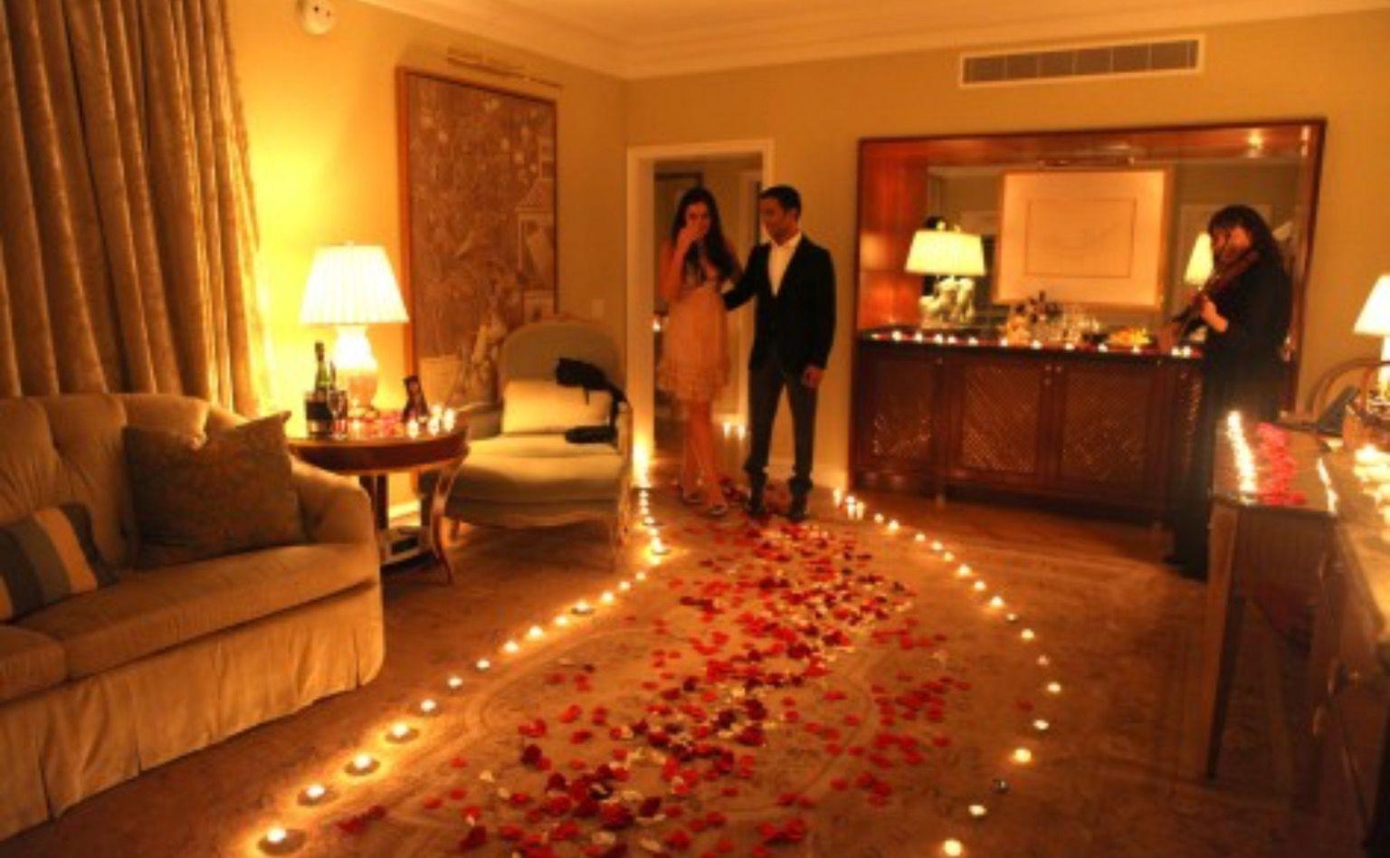 Идеи для романтика дома фото