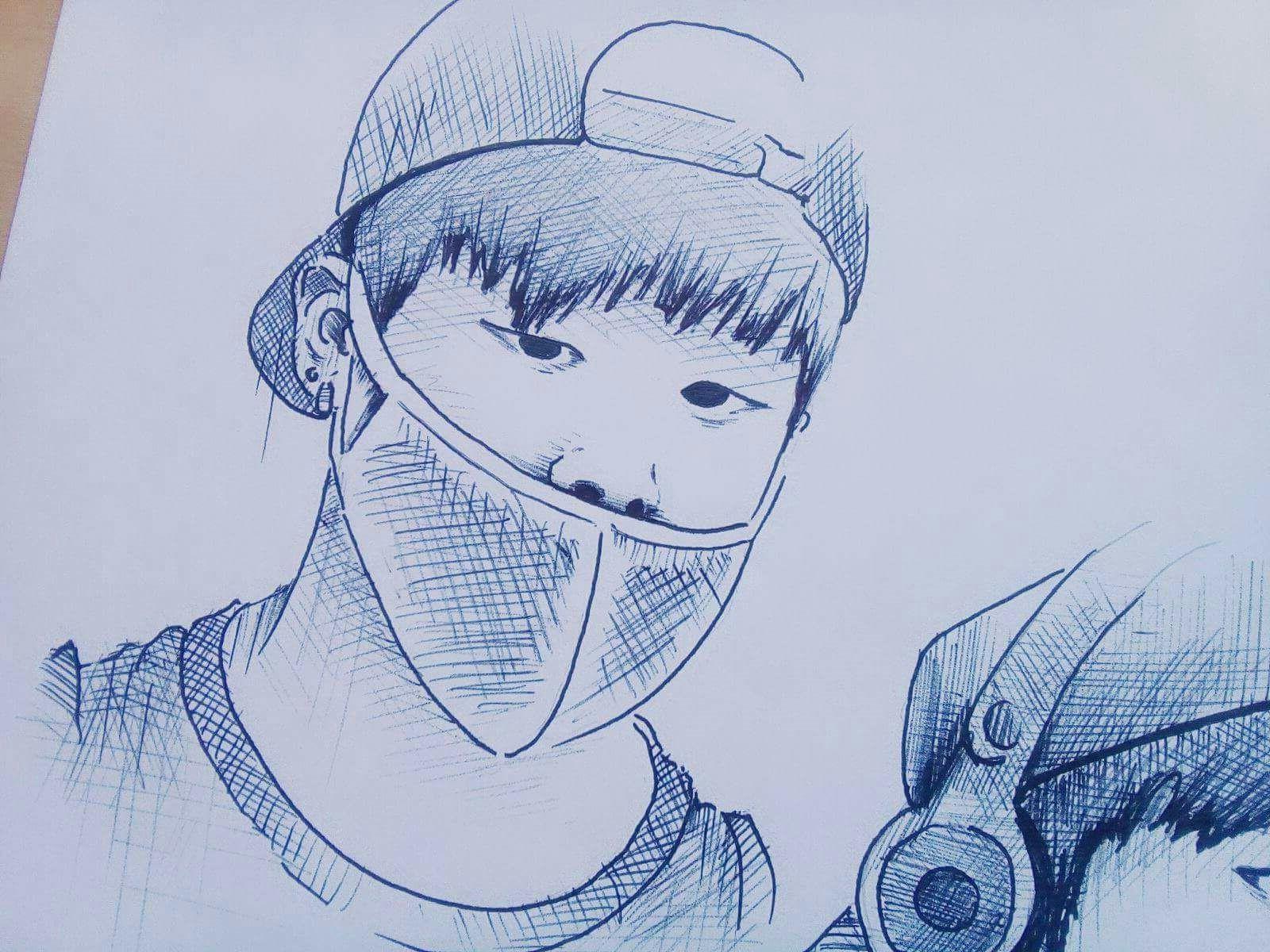 "Park Jimin ""Retratos"" (BTS)"