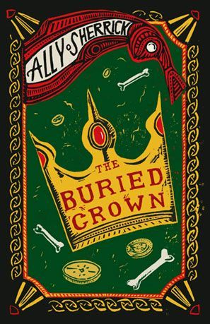 Ally chats about becoming a children's author, her novels Black Powder and The Buried Crown, and how she was first published