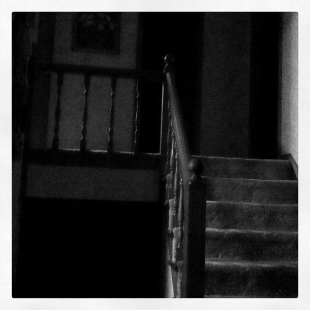 Mutfak pencerelerinden giren sokak lambalarının ışıkları evin içini aydınlatmaya yetiyordu
