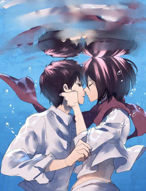Jealousy [Mikasa x Ere...