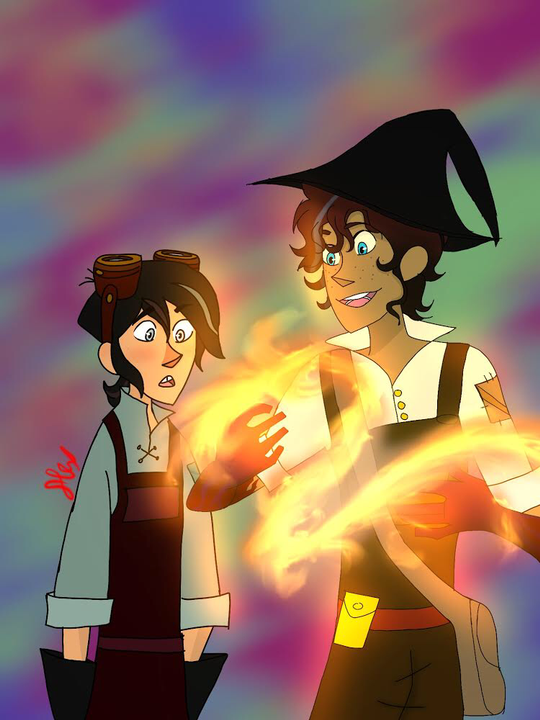 This Is Just Gonna Be Varian Fanart And Some Other Stuff Varian Meets Leo Wattpad