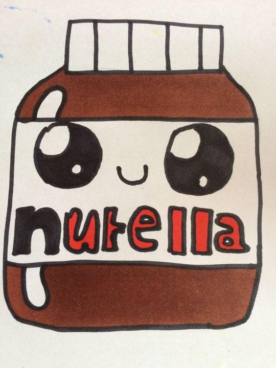 Coloriage Kawaii Nutella.Artbook D Une Jeune Licorne 12 Nutella Kawaii Wattpad