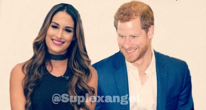 Prince Harry Is Reportedly Dating Wrestler Nikki Bella