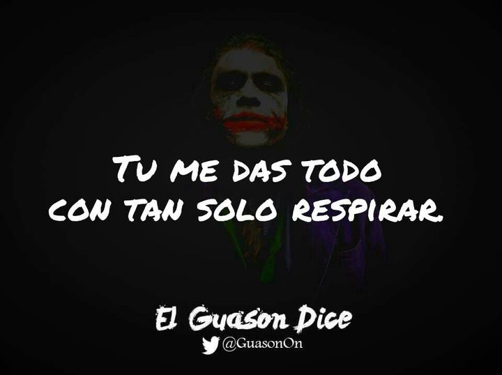 Frases Del Guason Amor Wattpad