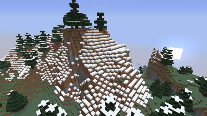 Being able to look at the landscapes in Minecraft, fly out of the house with elytra, etc.