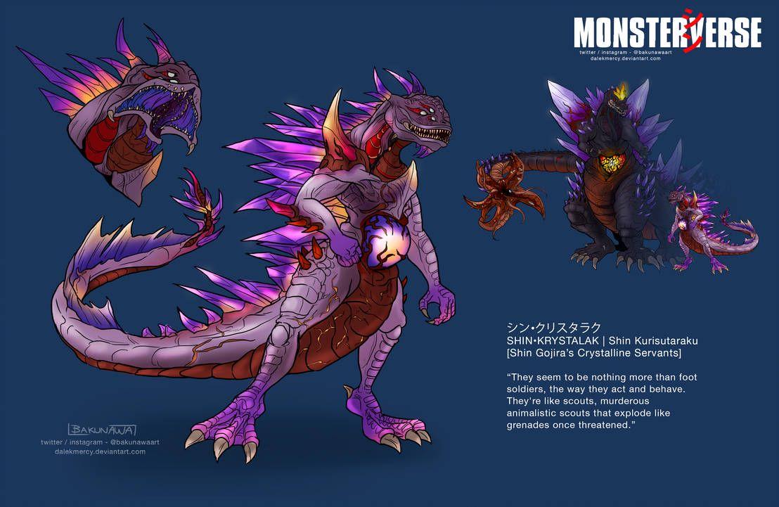 Random Book 2 - Shin Monsterverse - Wattpad