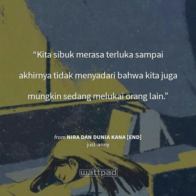 Quotes Wattpad Indonesia 2