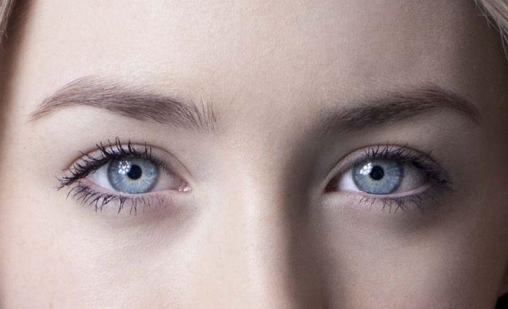 Not the eye shape or eyelashes