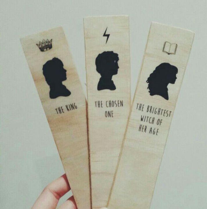 DIYs & mehr für Potterheads   [DIY] Harry Potter Lesezeichen   Wattpad