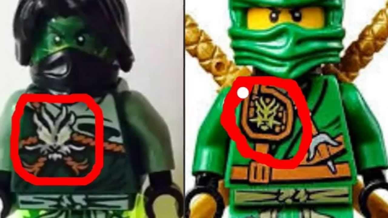 Serienfehler Und Theorien Zu Ninjago Man Merkt Es Wattpad