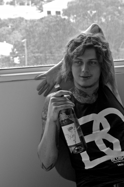 Bands Brothers And Lovers A Ben Bruce Fanfic Chapter