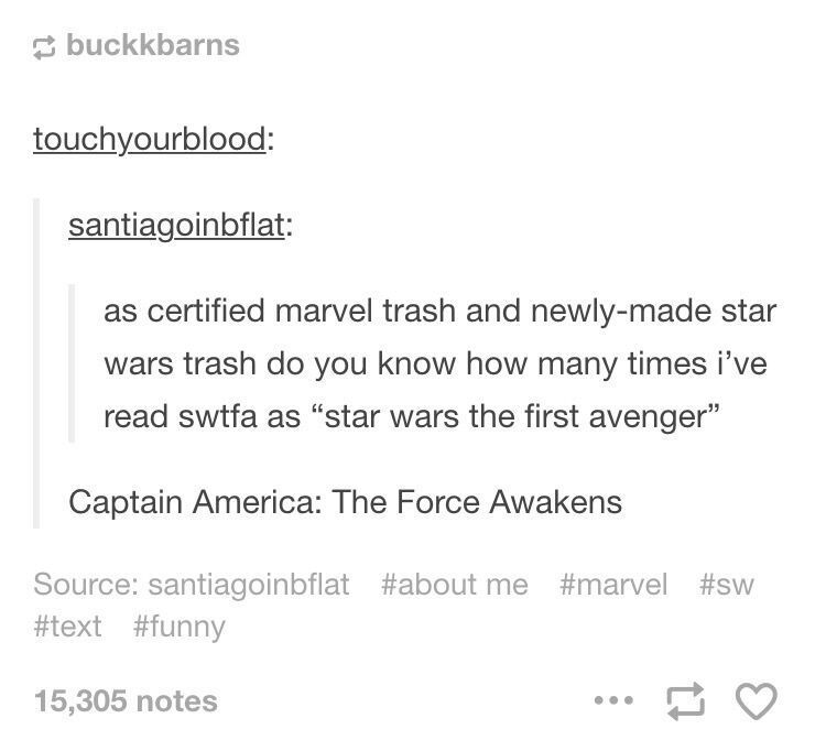 And I might also make a prequel that will be set during Captain America: The First Avenger