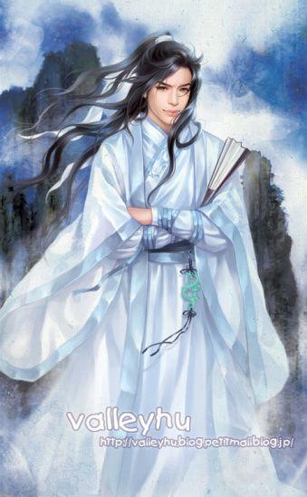 Lâm Phong khuôn mặt tuấn tú mang theo hơi hướng công tử nho nhã một thân bạch y phiêu miễu tựa như trích tiên hạ phàm tay cầm phong nhã thit phin lễ độ hào hoa