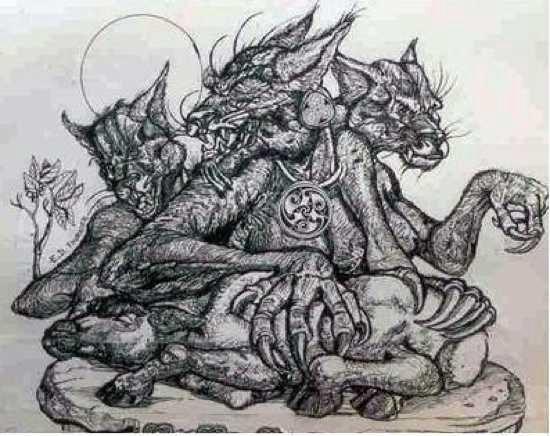 Michel Verdun, Werewolf of Poligny
