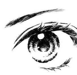 Desenhos De Uma Retardada Olho De Anime Feminino Wattpad