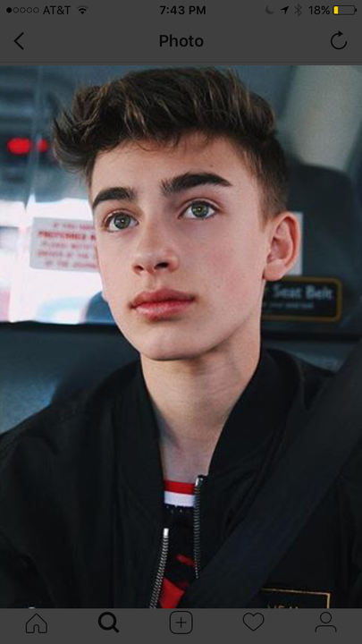 Handsome 16 Year Old Boy: Description And Characters