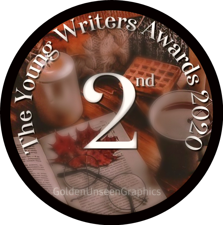 The Young Writer's Awards 2020 - 2nd Place in Mystery