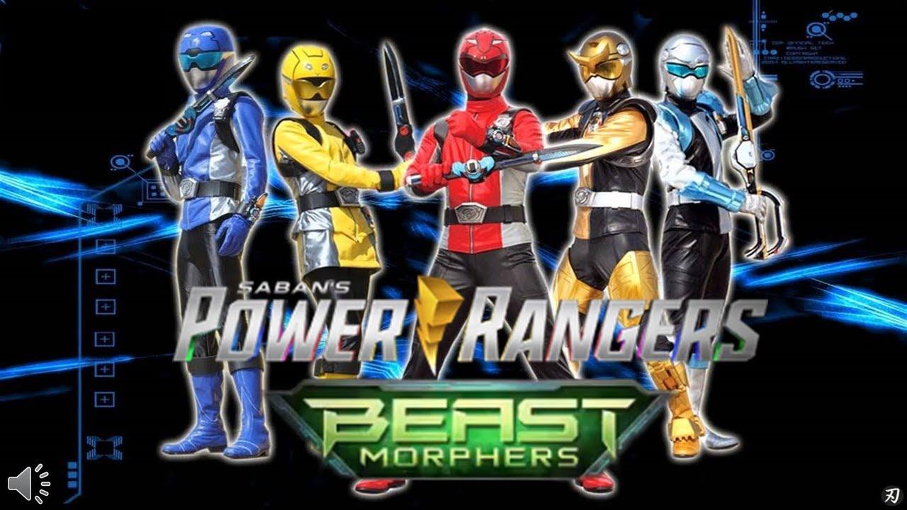 Super Hero Time - Beast Morphers, Hasbro, and the future of Power