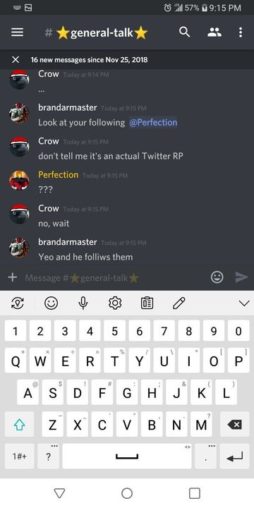 TheSuperItachi Hate Book - Banned someone on discord for