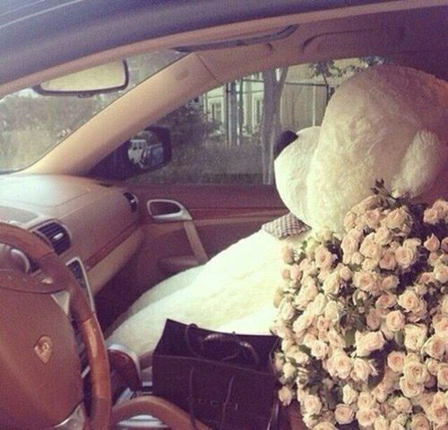 y/nso many roses, two bears, lots of jewelry, and lingerie, and a new car I FUCKING LOVE YOU DILLON