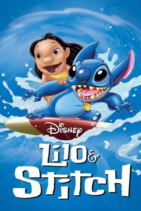 Toddy:Lilo & Stitch