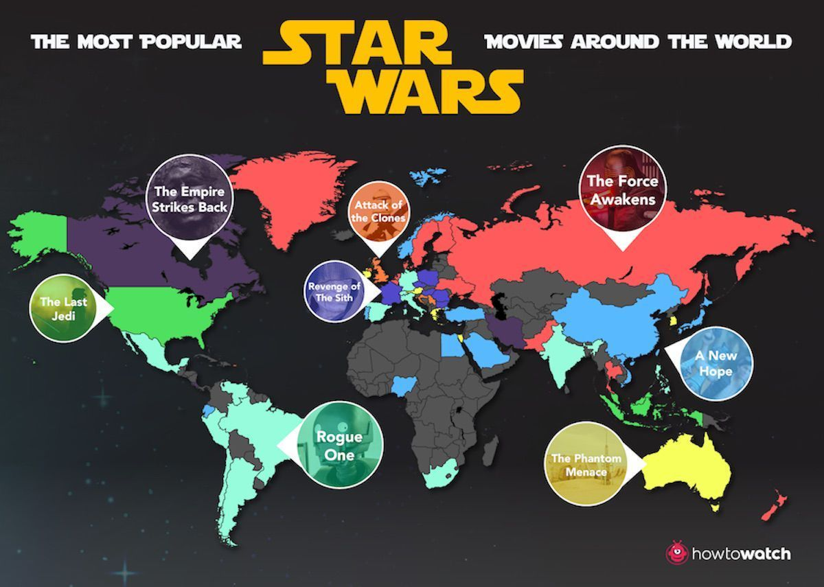 In one sentence, tell us the title of your favorite SW movie, as well as why it's so badass