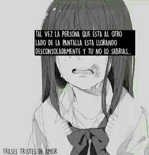 Frases Triste De Amor Anime Frases 6 Wattpad
