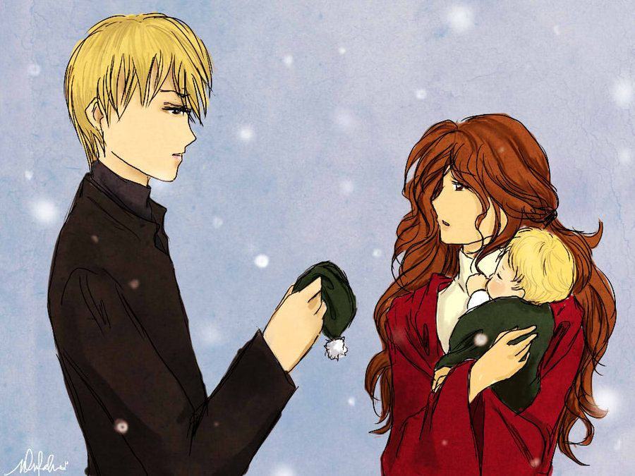 Delighted To Love You: A Dramione Story - Part 1: Chapter ...