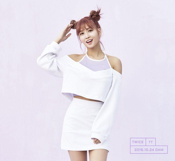 Twice Members names and info - Momo (모모) - Wattpad
