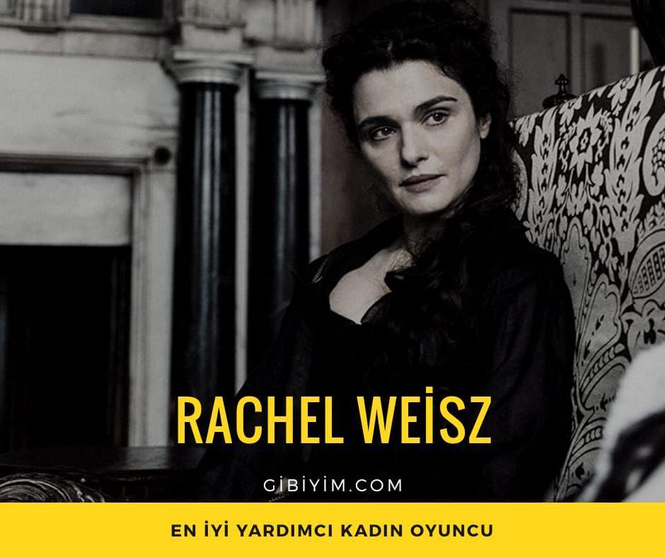"""Rachel Weisz, """"The Favourite"""""""