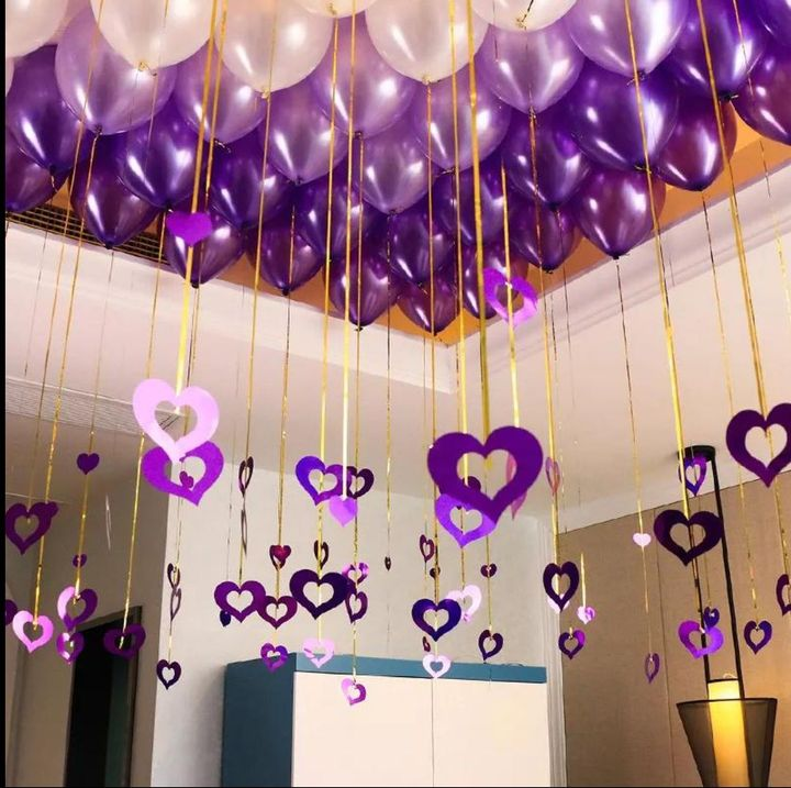 By the time decoration completed it became afternoonMy parents don't know that today is nandini's birthdaySo I won't invite them Maybe her parents already wished herAs they already wished I won't invite them I don't know nandini's friends so I wo...