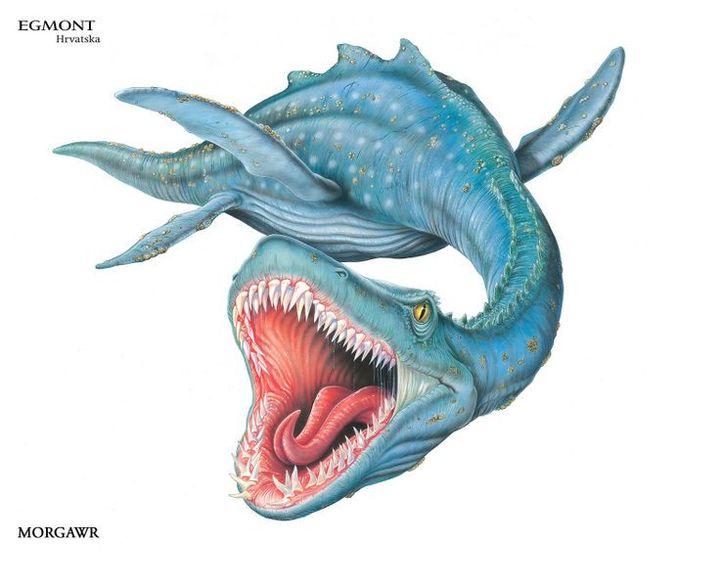 Mythical Creatures - Morgawr - Wattpad