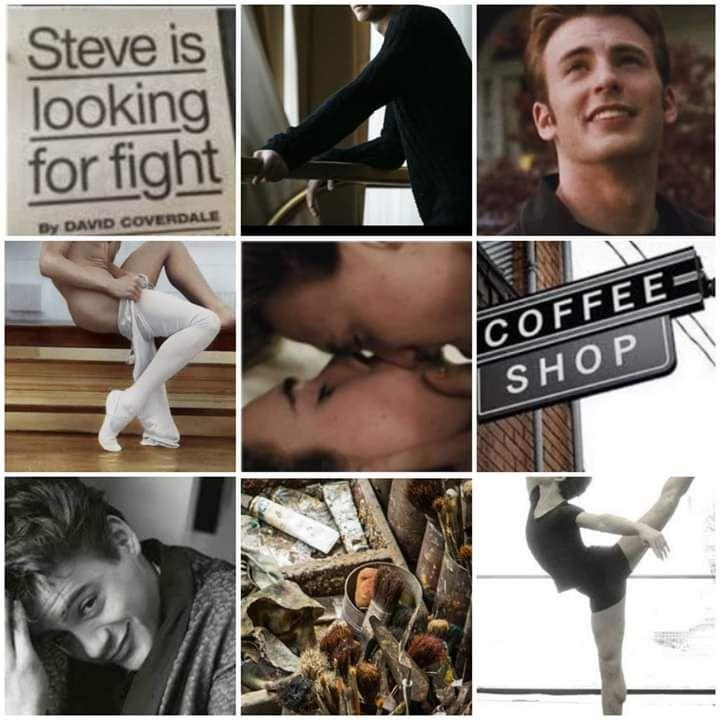 -------Uno de mis Headcanon favoritos es Tony y el ballet así que, ¿Porqué no?