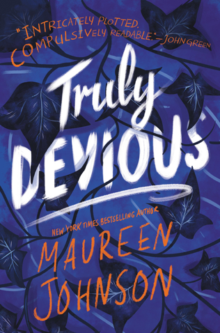 """John Green calls this tale of murder & mystery """"intricately plotted"""" and """"compulsively readable"""""""