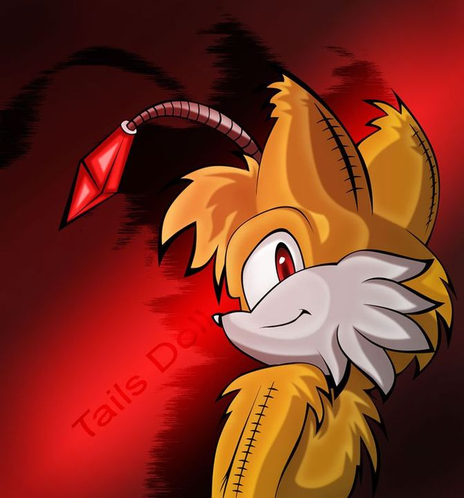 Random Sonic Pictures The Tails Doll Wattpad