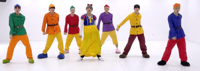BTS' 8th Member《Imagines & Scenarios》 - 💭 Go Go Practice