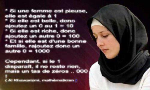 Pub Chronique Rappelle Info La Femme En Islam