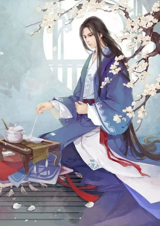 -A scholar in a noble family - Study medicine and is aiming to become a doctor -Human- Age is 18