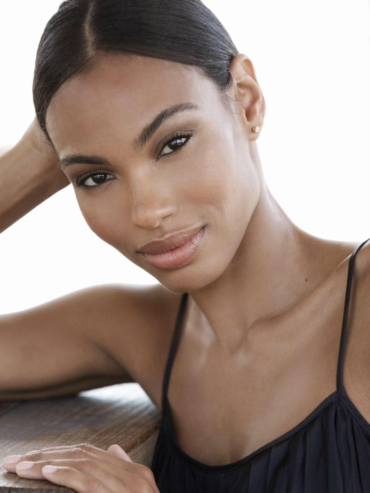 Kimani is played by Dominique ArmorerShe is a very beautiful woman and this is her