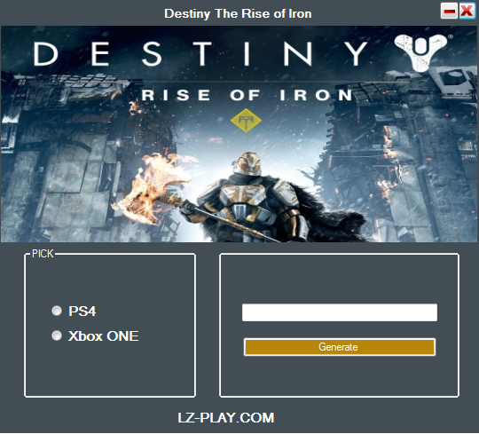 destiny the collection ps4 code free