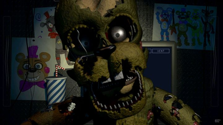 Fnaf Roleplay - Just thought I should metion this - Wattpad