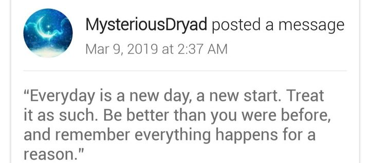 MysteriousDryad