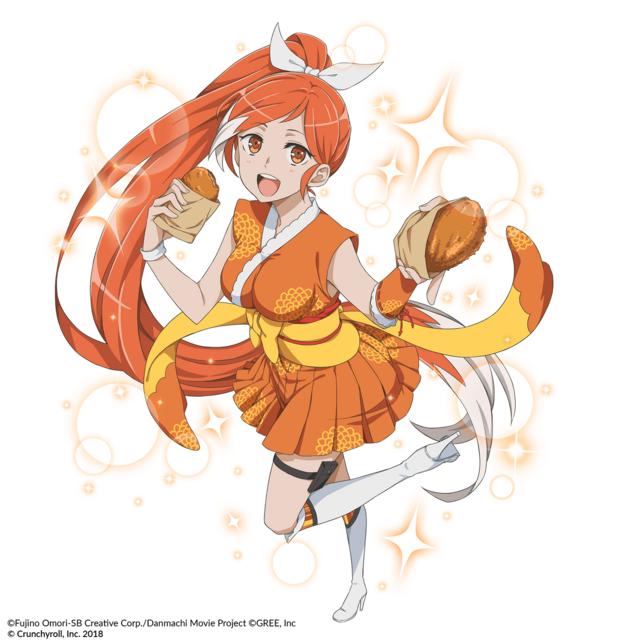 Anime 2019 Crunchyroll: Experiencing Anime Up Close (Crunchyroll Harem X Male