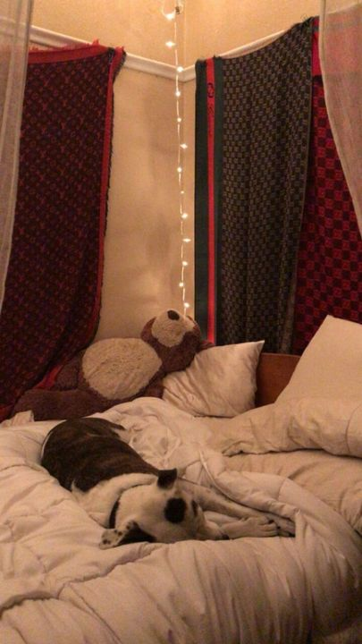 Fairy Lights Bed