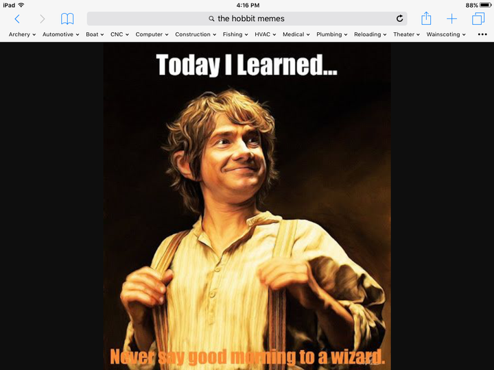Funny Meme Upload : The hobbit and lord of the rings funny memes and videos hobbit
