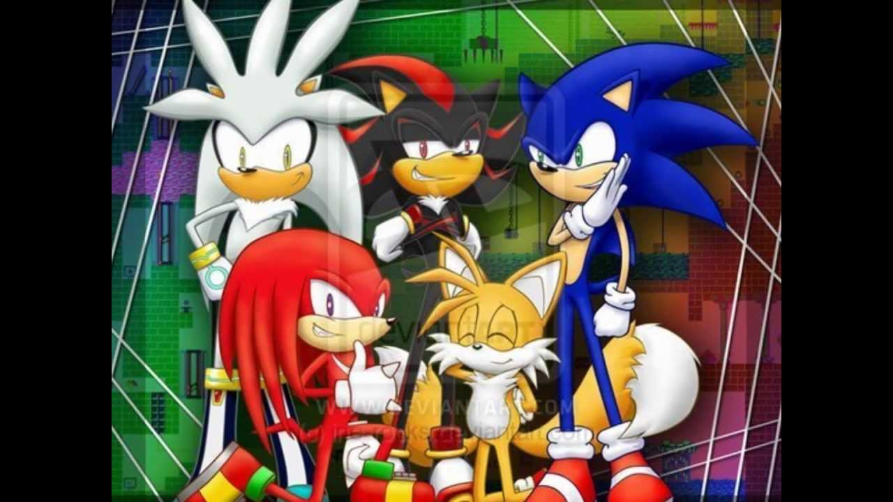 Sonic X Shadow X Reader – HD Wallpapers