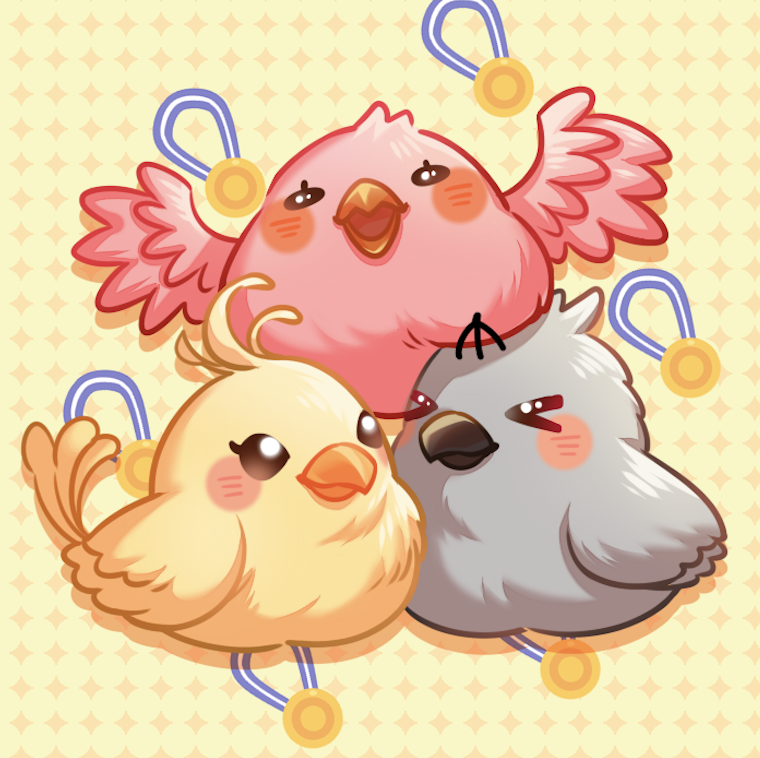 But to make up for it, here is a super cute picture for the novel that I found: