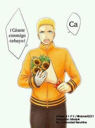 Hinata no respondió, bajo la cabeza, y fue corriendo abrazarme - ¡¡Claro que si Naruto!!